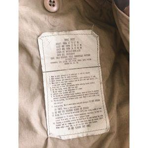 Jackets & Coats - Vintage army jacket